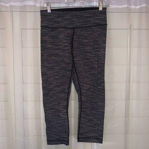 Lululemon heathered leggings